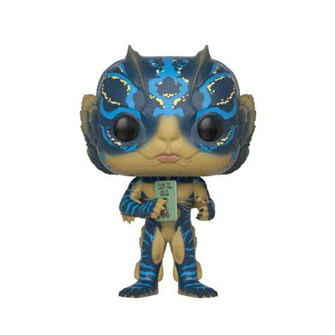 POP! Movies - The Shape of Water - Amphibian Man w/ Card