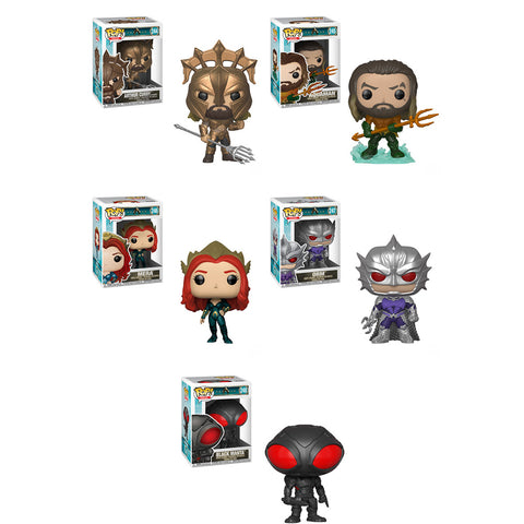 POP DC Heroes - Aquaman - Bundle