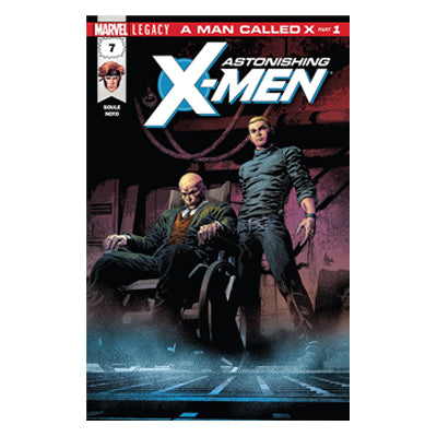 Astonishing X-Men #7 2nd Print