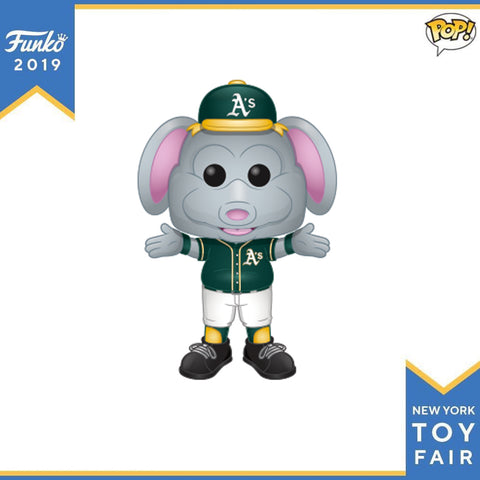 POP! Sports MLB Oakland Athletics™ Mascot Funko POP