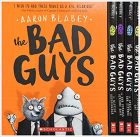 The Bad Guys Box Set