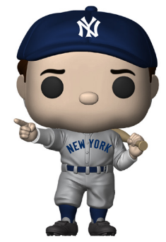POP! Sports Legends and Icons Babe Ruth Funko POP