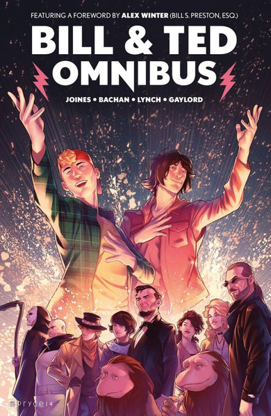 Bill & Ted Omnibus TP - State of Comics