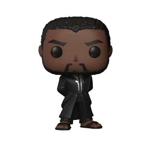 POP! Marvel - Black Panther - Black Panther Robe