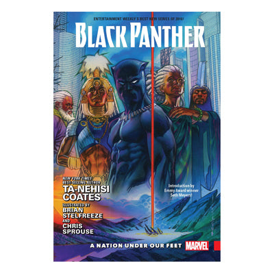 Black Panther: A Nation Under Our Feet HC