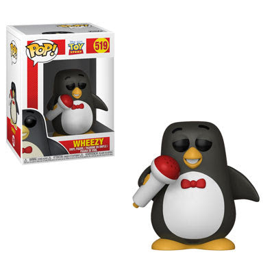 POP! Toy Story Wheezy Funko POP