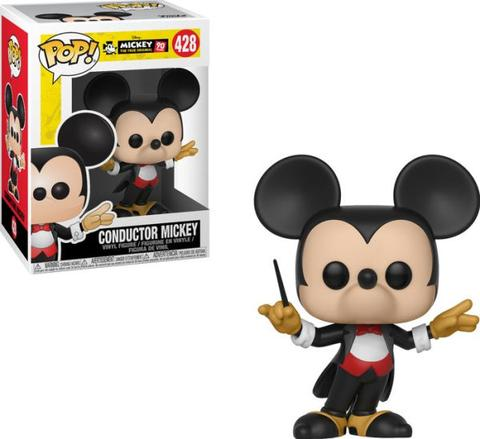 POP Disney Mickey Mouse Conductor Mickey Funko POP - State of Comics
