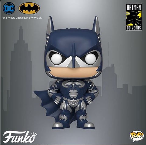 POP! DC Heroes 80th Anniversary Batman & Robin Batman Funko POP