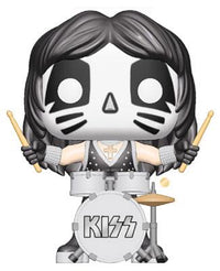 POP! Rocks Kiss Catman Funko POP - State of Comics