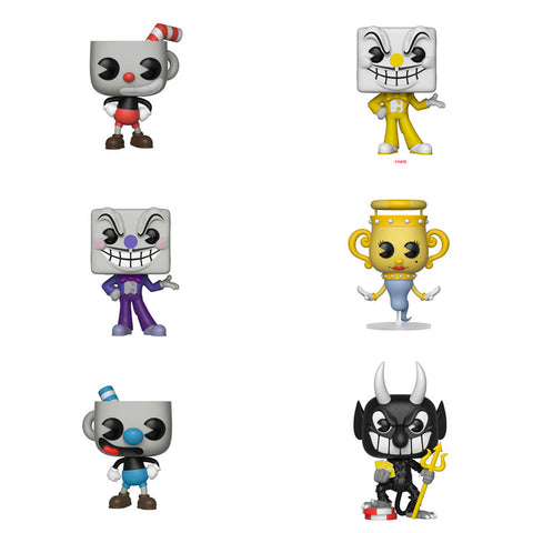 POP! Games - Cuphead - Chase Bundle