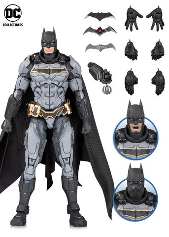 "DC Prime Batman 9"" Action Figure"