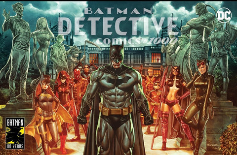 Detective Comics #1000 Suayan Trade Dress Exclusive