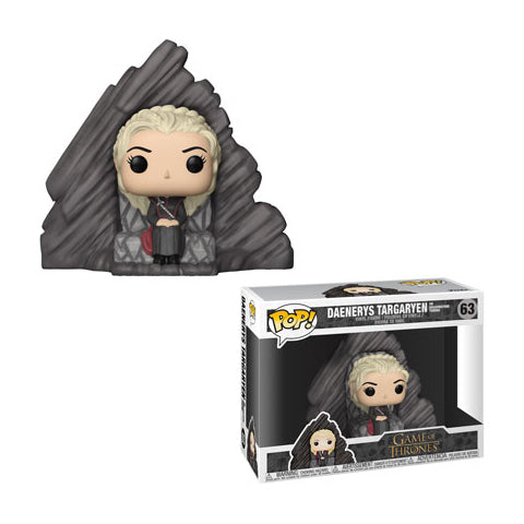 POP Television - Game of Thrones - Daenerys on Dragonstone Throne