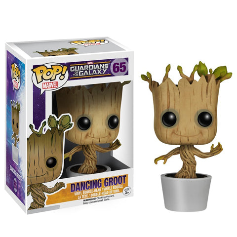 POP! Marvel - Guardians of the Galaxy - Dancing Groot