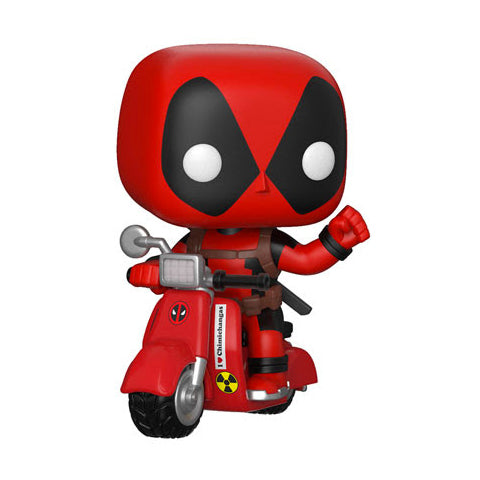 POP Marvel - Deadpool - Deadpool on Scooter