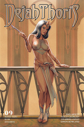 Dejah Thoris (2019) #9 Cvr C Linsner (10/26/2020) - State of Comics