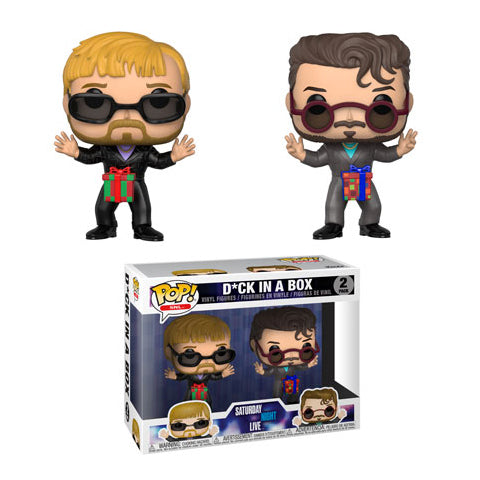 POP Television - Saturday Night Live - D*ck in a Box 2 Pack
