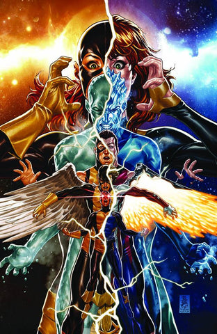Extermination #1 Mark Brooks Virgin Exclusive