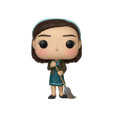 POP! Movies - The Shape of Water - Elisa w/ Broom
