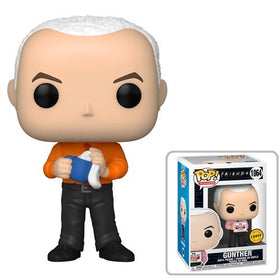 POP! Television Friends Gunther in Vest Vinyl Figure
