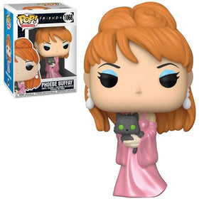 POP! Television Friends Music Video Phoebe Vinyl Figure