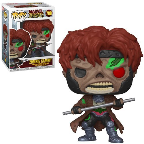 POP! Marvel Zombies S2 Gambit Funko POP - State of Comics
