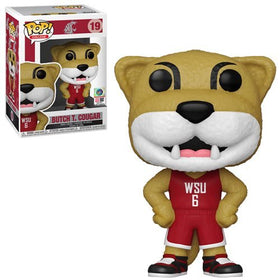 POP! Mascots Washington State University Butch T Cougar Vinyl Figure