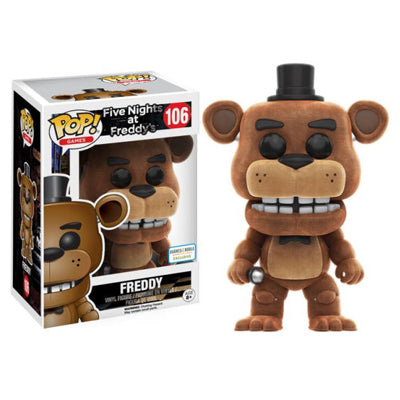 POP! Games - Five Nights At Freddy - Freddy Flocked