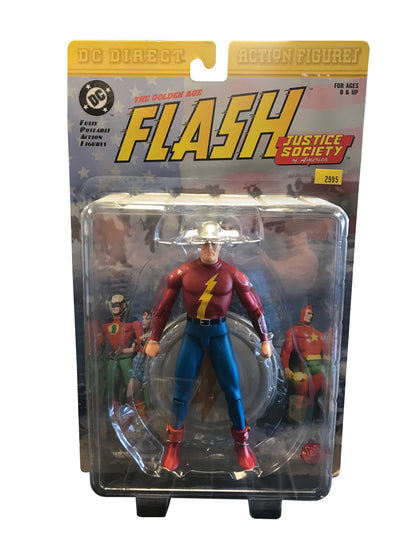 DC Direct Golden Age Flash AF