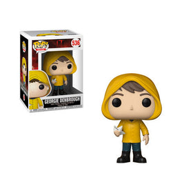 POP Movies It Georgie Denbrough Vinyl Figure