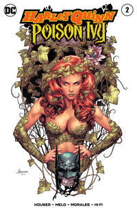 Harley Quinn & Poison Ivy #2 Anacleto Trade Dress Exclusive