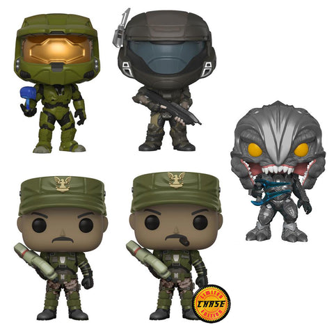 POP Games - Halo - Chase Bundle