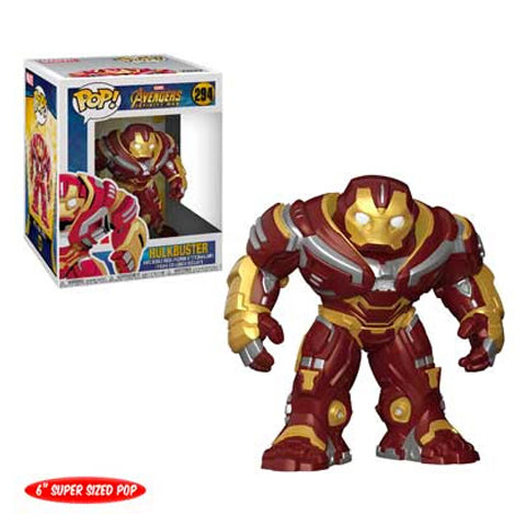 POP Marvel - Avengers Infinity War - Hulkbuster - State of Comics