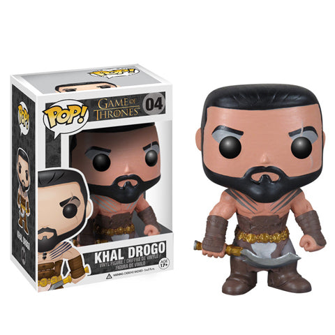 POP! Television - Game of Thrones - Khal Drogo - State of Comics