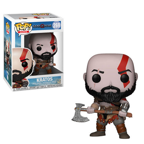 POP! Games - God of War - Kratos