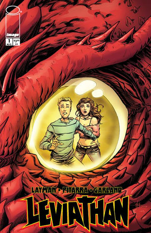 Leviathan #1 Trade Dress Exclusive
