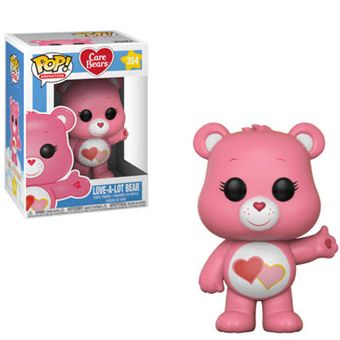POP Animation - Care Bears - Love-A-Lot Bear