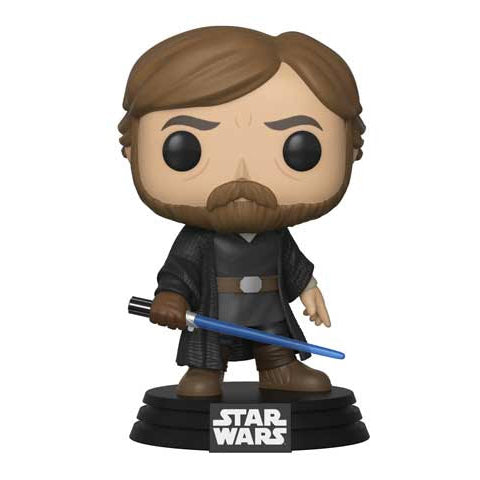 POP! Star Wars - The Last Jedi - Luke Skywalker Final Battle