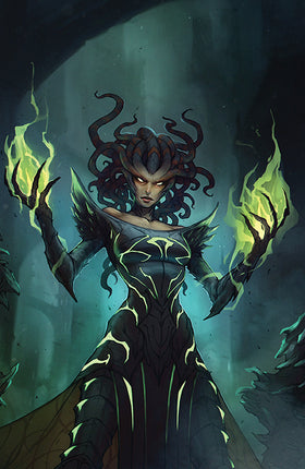 Magic the Gathering #1 Luong Exclusive