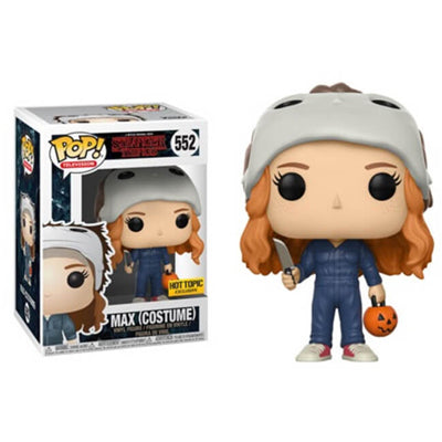 POP! Television - Stranger Things - Max With Costume