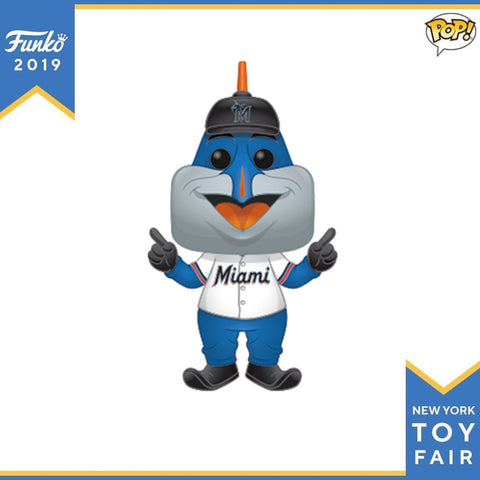 POP! Sports MLB Miami Marlins™ Mascot Billy the Marlin™ Funko POP