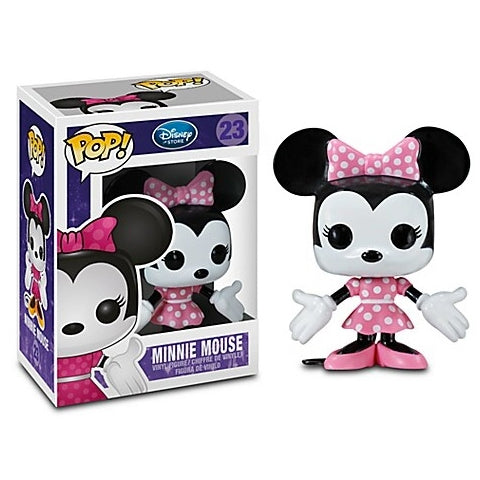 POP! DIsney - Minnie Mouse - State of Comics