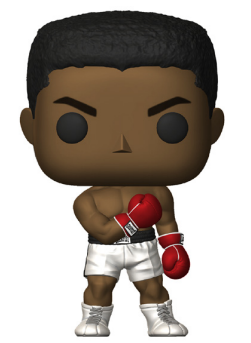 POP! Sports Legends and Icons Muhammad Ali Funko POP