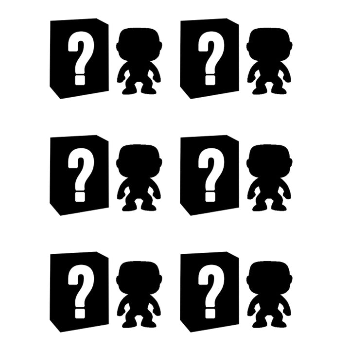 POP! Mystery Inner Case (6x Pops)