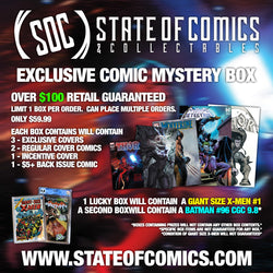 Exclusive Comic Mystery Box