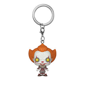 POP Keychain It Chapter Two Pennywise with Open Arms Keychain