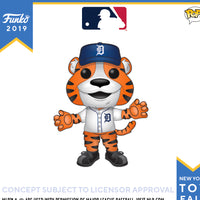POP! Sports MLB Detroit Tigers Mascot Paws Funko POP - State of Comics