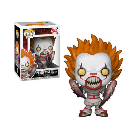 POP MOVIES - IT - Pennywise with Spider Legs