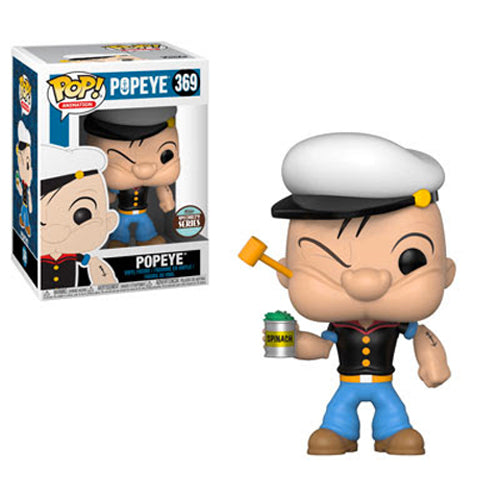 POP Animation - Popeye - Popeye
