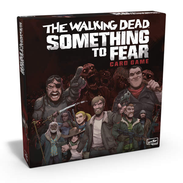 Walking Dead Something to Fear Board Game - State of Comics